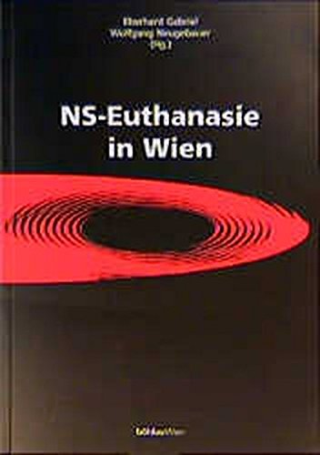 NS-Euthanasie in Wien (German Edition)