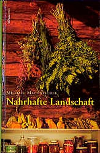 9783205990055: Nahrhafte Landschaft: Ampfer, Kümmel, Wildspargel, Rapunzelgemüse, Speiselaub Und Andere Wiederentdeckte Nutz- Und Heilpflanzen (German Edition)