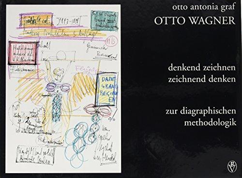 9783205990666: Otto Wagner: Otto Wagner, denkend zeichnen, zeichnend denken: Beih.