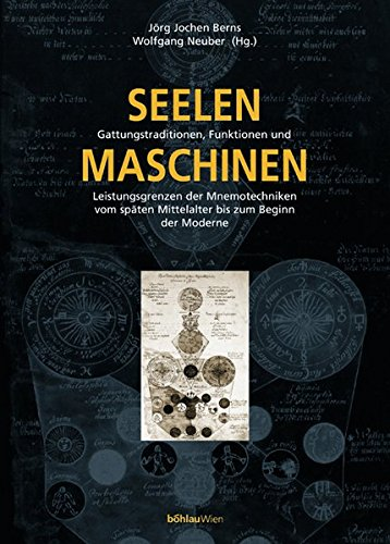 Seelenmaschinen: Jörg Jochen Berns