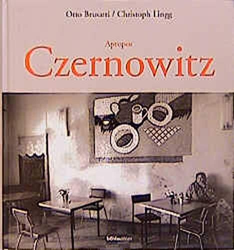 9783205991496: Apropos Czernowitz: Ein Buch