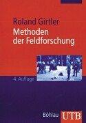 9783205992837: Methoden der Feldforschung.