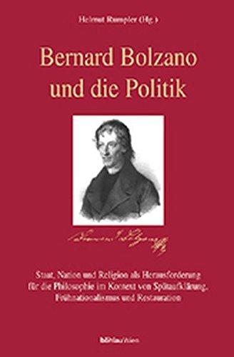 Bernard Bolzano und die Politik: Helmut Rumpler