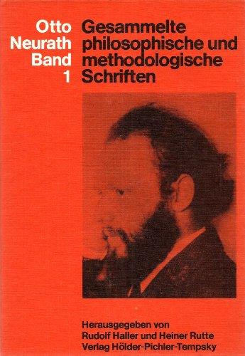 Gesammelte philosophische und methodologische Schriften (German Edition): Otto Neurath