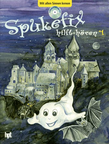 9783209025746: Spukefix hilft hören, m. je 1 CD-Audio, Bd.1