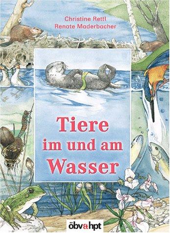 9783209042330: Tiere im und am Wasser.