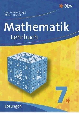 9783209049711: Mathematik-Lehrbuch 7
