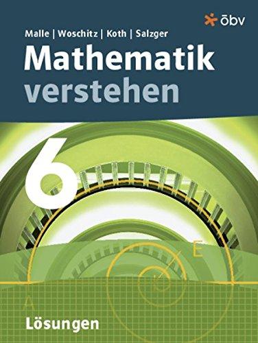 9783209070432: Malle Mathematik verstehen 6, Lösungen