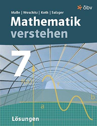 9783209071057: Malle Mathematik verstehen 7, Lösungen