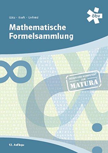 9783209078667: Mathematische Formelsammlung