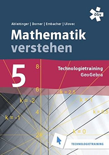 9783209084545: Malle Mathematik verstehen 5, Technologietraining