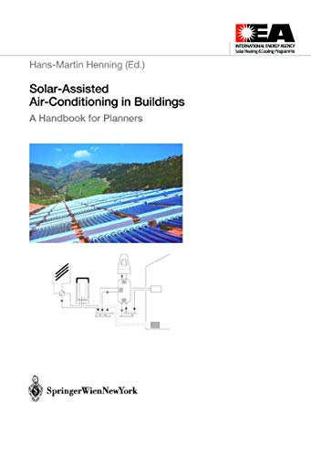 9783211006474: Solar Assisted Air-Conditioning in Buildings