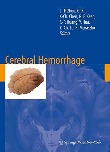 Cerebral Hemorrhage: Liang-Fu Zhou