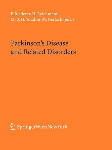9783211100349: Parkinson's Disease and Related Disorders