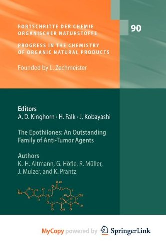 9783211101995: The Epothilones: An Outstanding Family of Anti-Tumor Agents
