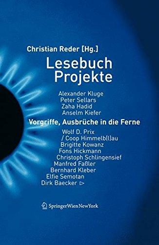 9783211285879: Lesebuch Projekte