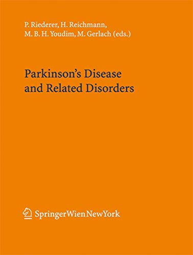 9783211289273: Parkinson's Disease and Related Disorders (Journal of Neural Transmission. Supplementa)