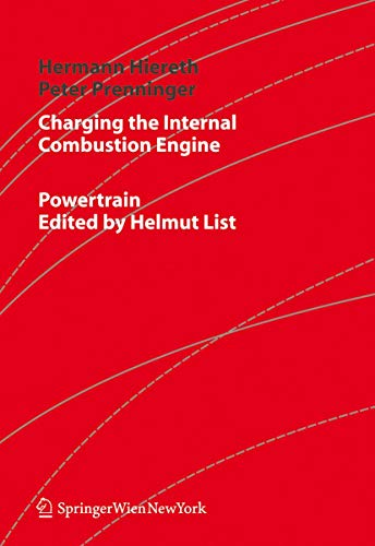 9783211330333: Charging the Internal Combustion Engine (Powertrain)