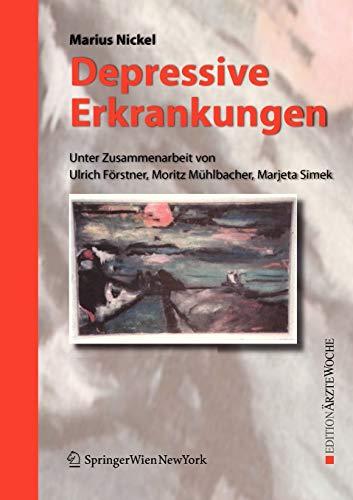 9783211792766: Depressive Erkrankungen (Edition Ärztewoche)