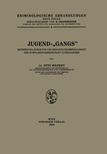 9783211805152: Jugend-