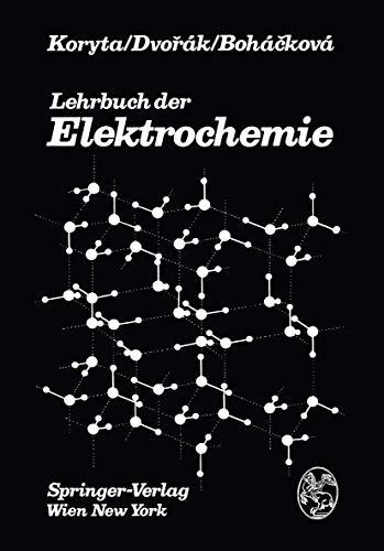 9783211813232: Lehrbuch der Elektrochemie (German Edition)