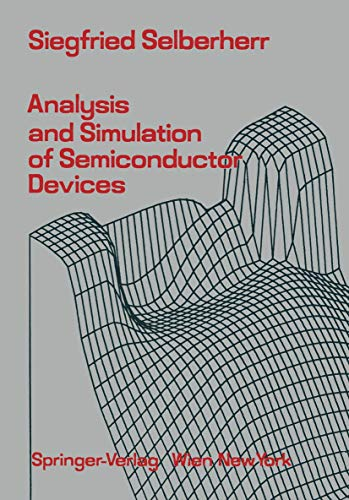 9783211818008: Analysis and Simulation of Semiconductor Devices
