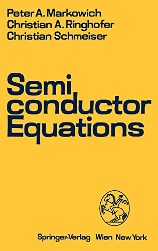 9783211821572: Semiconductor Equations