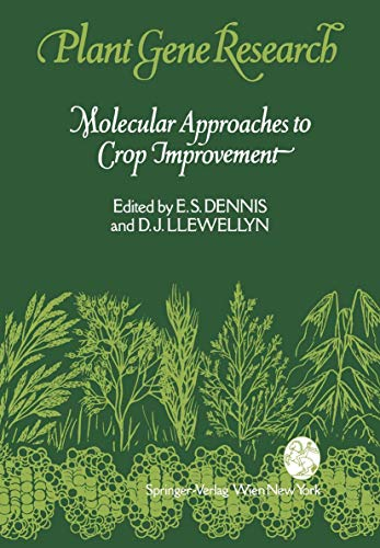 9783211822302: Molecular Approaches to Crop Improvement (Plant Gene Research)