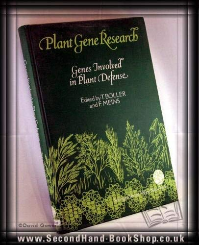 9783211823125: Genes Involved in Plant Defense (Plant Gene Research)