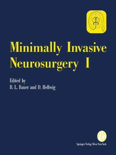 9783211823217: Minimally Invasive Neurosurgery I (Acta Neurochirurgica Supplementum) (v. 1)