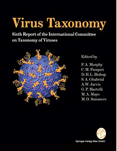 9783211825945: Virus Taxonomy: Classification and Nomenclature of Viruses (Archives of Virology. Supplementa)