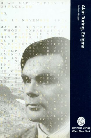 9783211826270: Alan Turing, Enigma (Computerkultur) (German Edition)