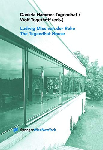 9783211830659: Mies Van Der Rohe the Tugendhat House /Anglais