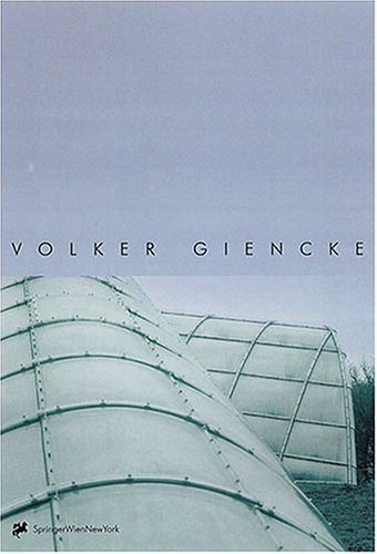 Projekte / Projects (German and English Edition): Giencke, Volker