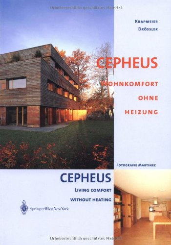 Living At Home Verlag 9783211837207 cepheus living comfort without heating abebooks