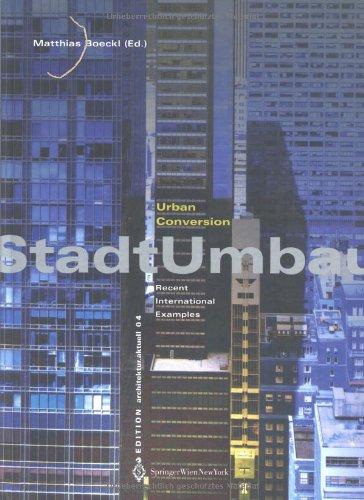 9783211838501: Urban Conversion/Stadtumbau