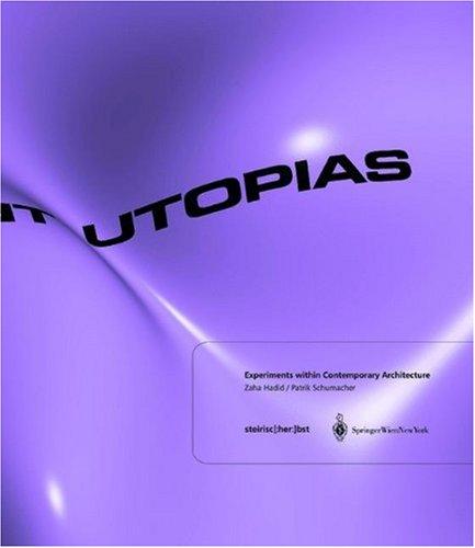 9783211838655: Latent Utopias