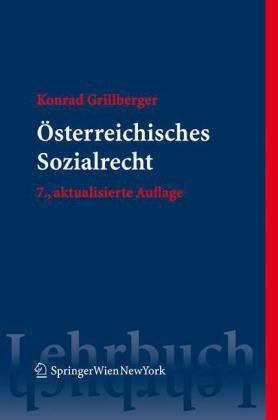 9783211848012: Österreichisches Sozialrecht (Springers Kurzlehrba1/4cher Der Rechtswissenschaft)