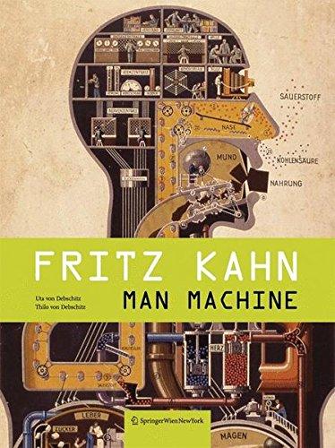 9783211991817: Fritz Kahn: Man Machine - Maschine Mensch