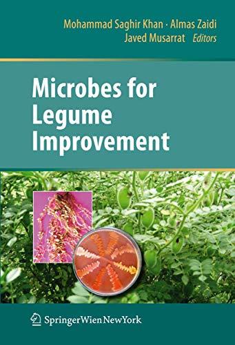 Microbes for Legume Improvement: Mohammad Saghir Khan