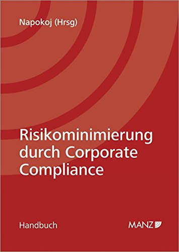 9783214004576: Risikominimierung durch Corporate Compliance