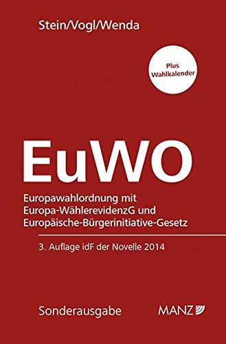 Europawahlordnung (EuWO): Robert Stein