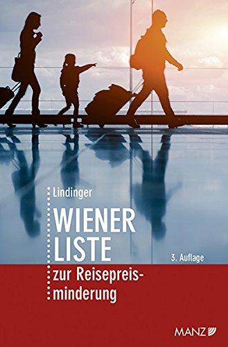 9783214036898: Wiener Liste zur Reisepreisminderung