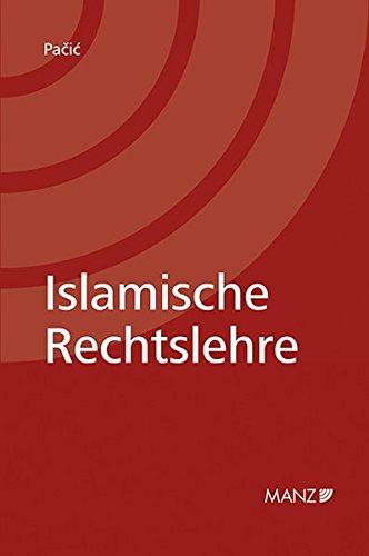 9783214070823: Islamische Rechtslehre