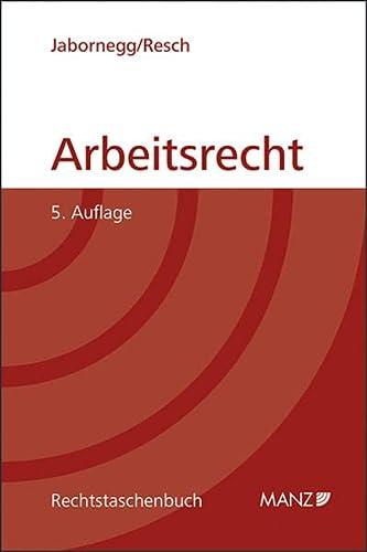 Arbeitsrecht (Österreichisches Recht): Peter Jabornegg