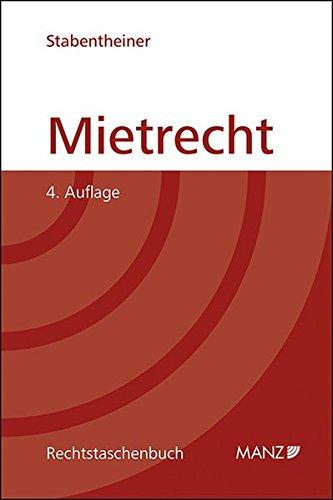 9783214084356: Mietrecht