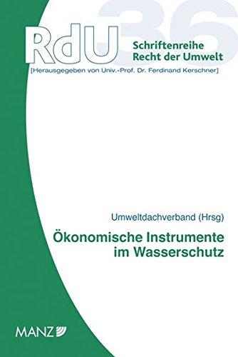 Ökonomische Instrumente im Wasserschutz: Florian Stangl