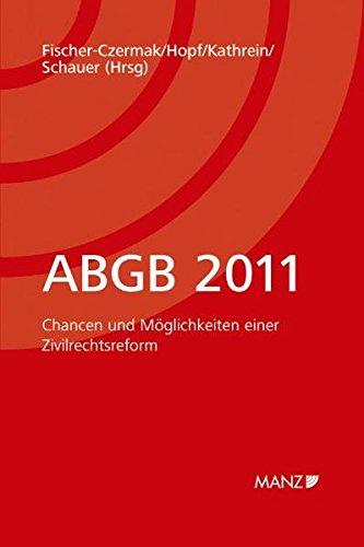 ABGB 2011: Constanze Fischer-Czermak