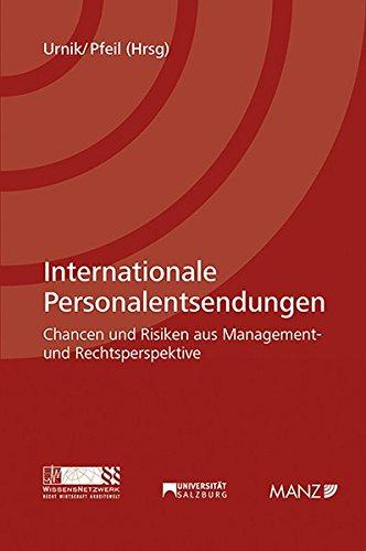 9783214143374: Internationale Personalentsendungen