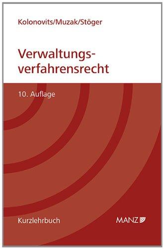 9783214184377: Grundriss des österreichischen Verwaltungsverfahrensrechts